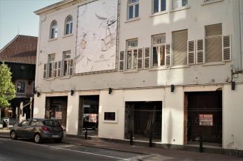 Verbouwing voormalige juwelierszaak Heleven hoek Maagdendries - Kapelstraat (2)